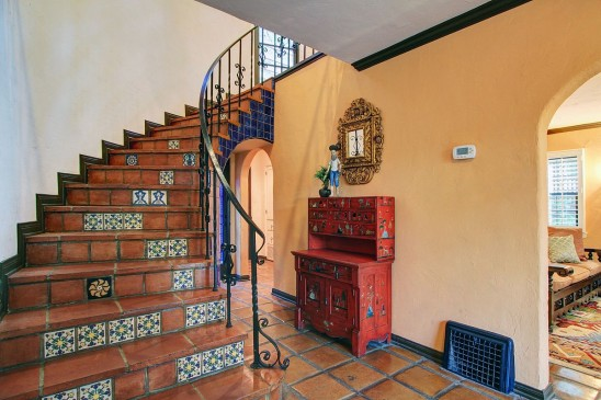 The charm of classic spanish revival for Spanish revival tile