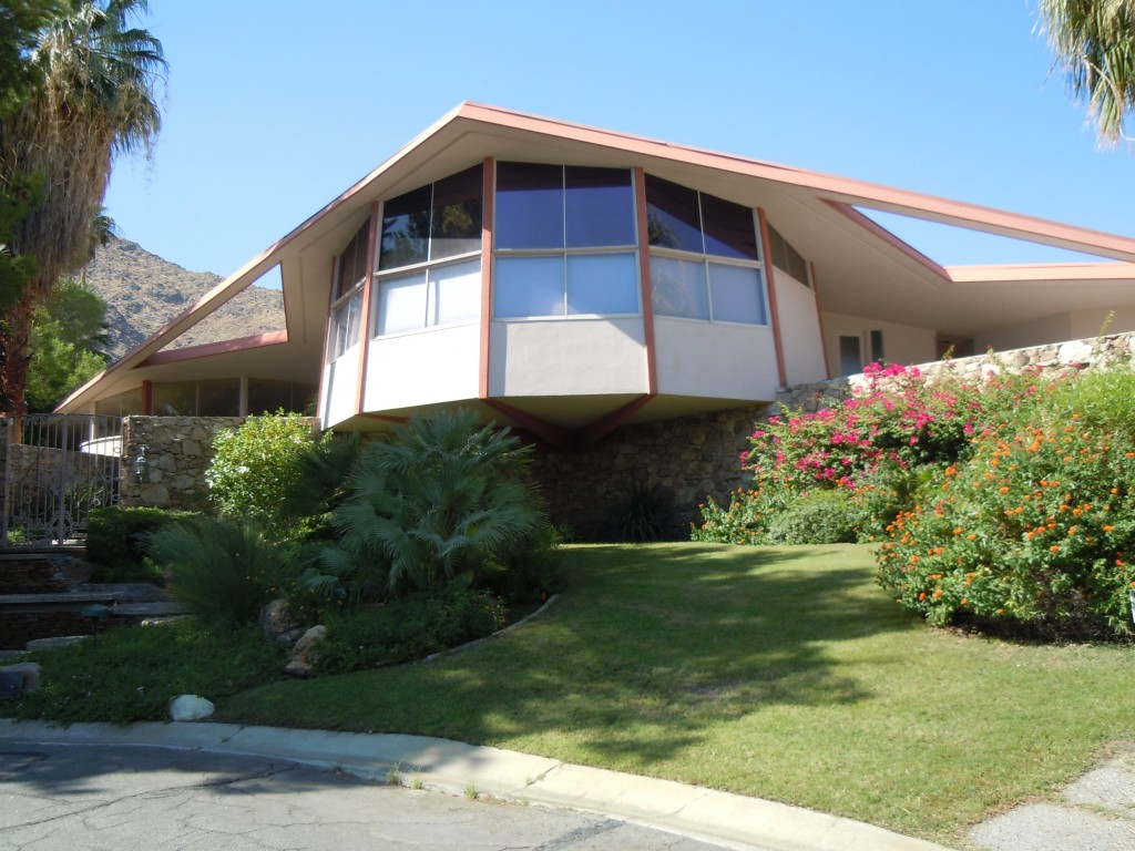 Mid Century Modern Architecture mid-century modern architecture: palm springs home to celebrities