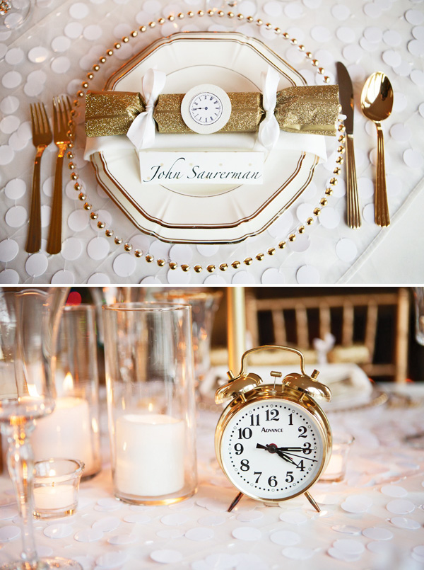 Gorgeous Inspiration for New Year\'s Eve Decor